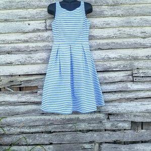 Jones of NY Stripped Dress